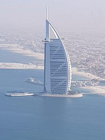 Bild Von Burj Al Arab Jumeirah Dubai