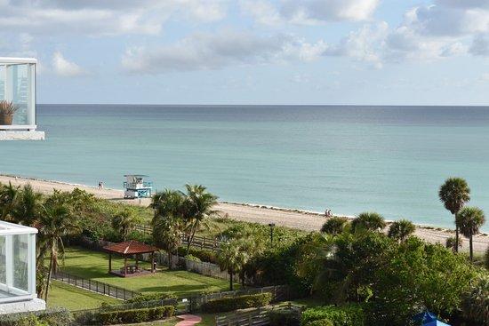 """COMO Metropolitan Miami Beach: Camera """"Ocean View"""" settimo piano"""