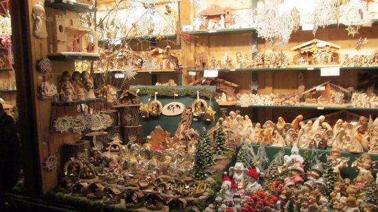 Kultur- und Weihnachtsmarkt Schloß Schönbrunn: Crafts