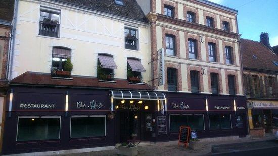 Restaurant Gastronomique Chateauneuf Sur Loire