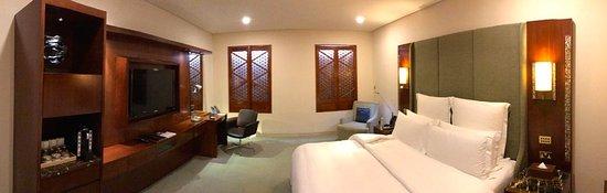 Panorama of standard room