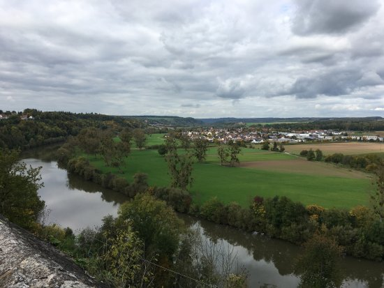 Bad Wimpfen, Germany: Blick nach Nord-Ost