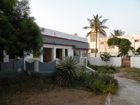 Front view of Seaview Resort Gopalpur