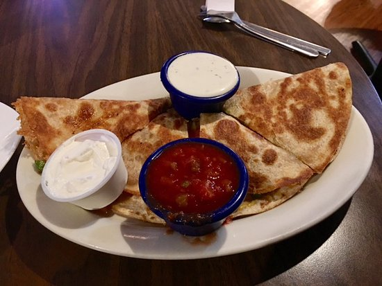 North East, PA: New Harvest Quesadillas