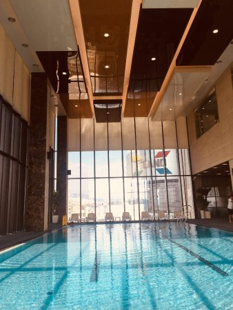 Swimming Pool Picture Of Grand Mercure Ambassador Seoul Yongsan Seoul Tripadvisor
