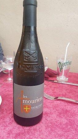 Saint-Bonnet-du-Gard, France : Encore un régal  . .merci