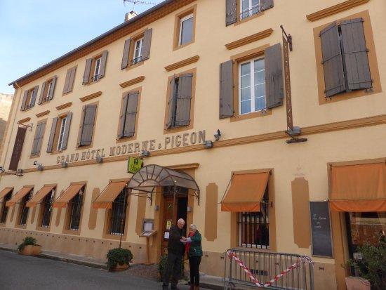 Limoux, France: L'hôtel