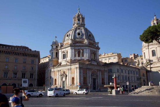 Santa Maria di Loreto: Chiesa