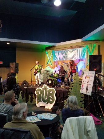 Spokane Convention Center: band