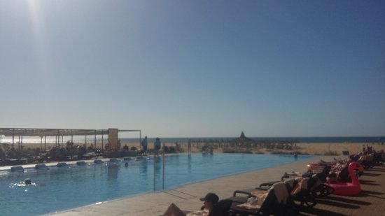 The Infinity Pool.