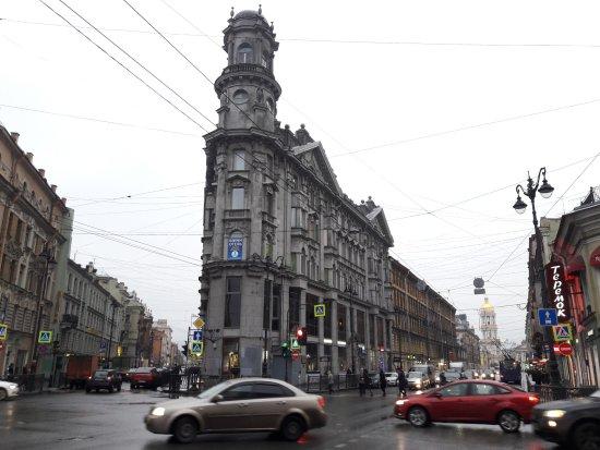 Dostoevsky Monument