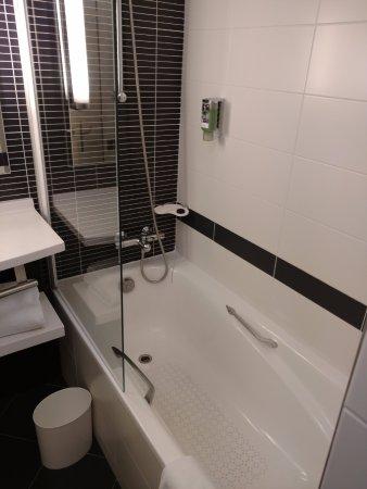 Hotel Mercure Bordeaux Centre Gare Saint Jean : ванная