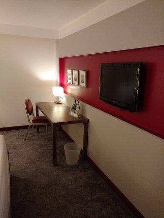 Hotel Mercure Bordeaux Centre Gare Saint Jean : номер