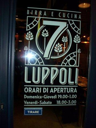 7 luppoli birra e cucina milano omd men om - Ikea milano corsico orari di apertura ...