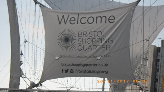 Bristol Shopping Quarter