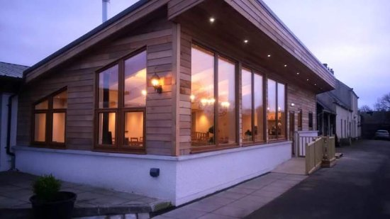 Beith, UK: Farm Shop and Tearoom open seven days a week with views over the Garnock Valley.