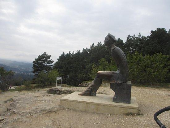 Monument Lermontov M.Yu.