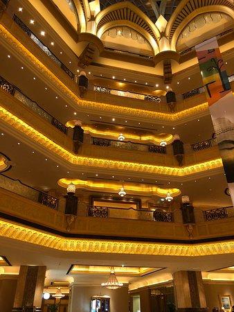 Emirates Palace Abu Dhabi United Arab Emirates Top