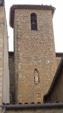 l'église de Roquetaillade dans l'Aude CP 11300