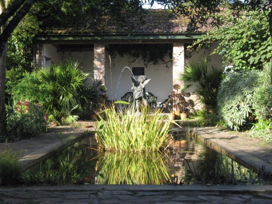 St Austell, UK: Peaceful in the Italian Garden