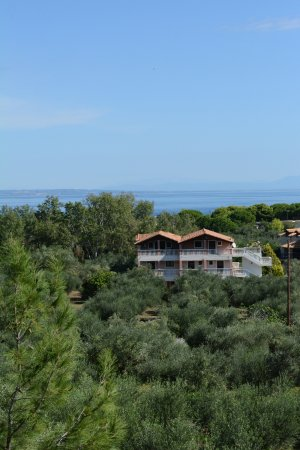 Ano Vasilikos, Greece: Simply Better Than a Hotel