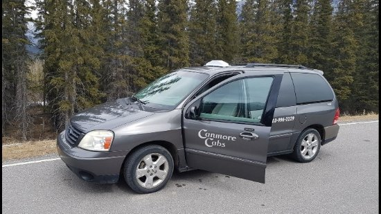 Canmore Cabs