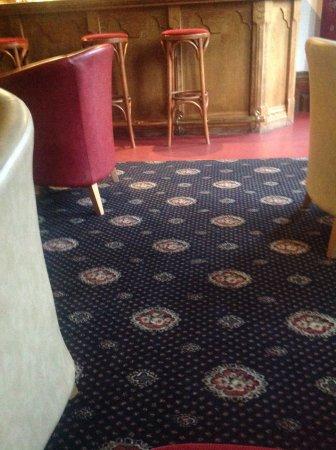 Mellington, UK: Dinning room