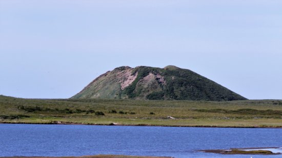 Pingo Landmark in Tuktoyaktuk