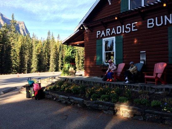 Paradise Lodge & Bungalows : good place