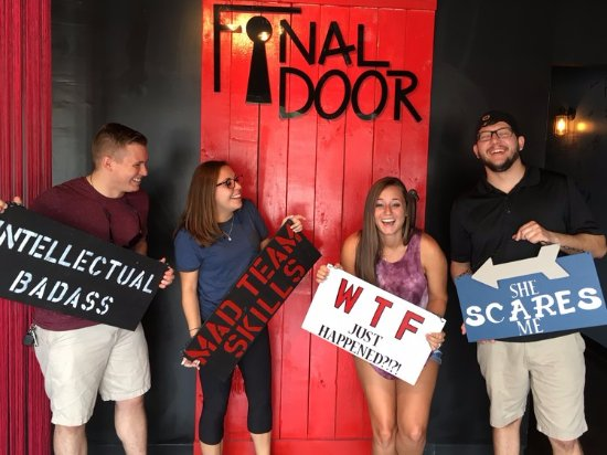 ‪The Final Door Escape Room Columbia‬