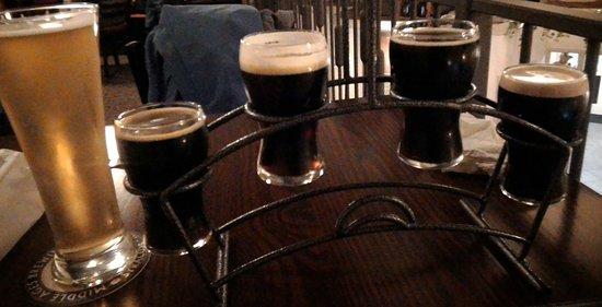 Skaneateles, Нью-Йорк: Beer