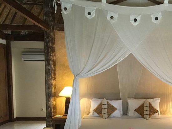 Bumi Ubud Resort: Excellent rooms