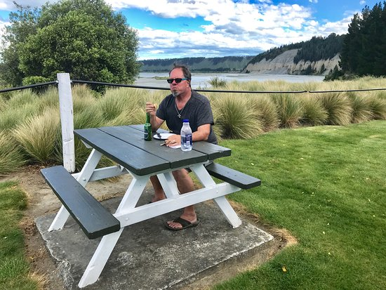 Windwhistle, New Zealand: Nice facilities at the campground