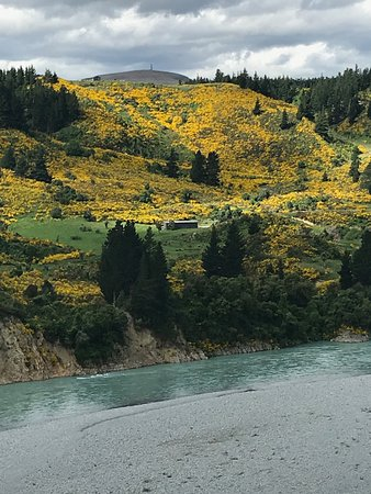Windwhistle, New Zealand: River