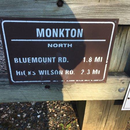 Monkton Railroad Station