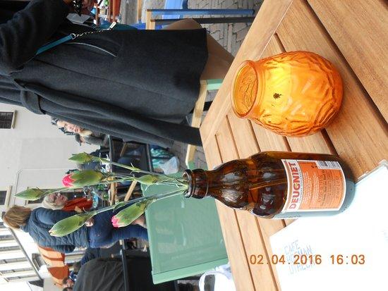 Província da Holanda do Sul, Países Baixos: Decoração de mesa em um Café, mais belo e holandês... impossível!