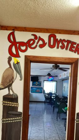 Port Isabel, TX: Joe's