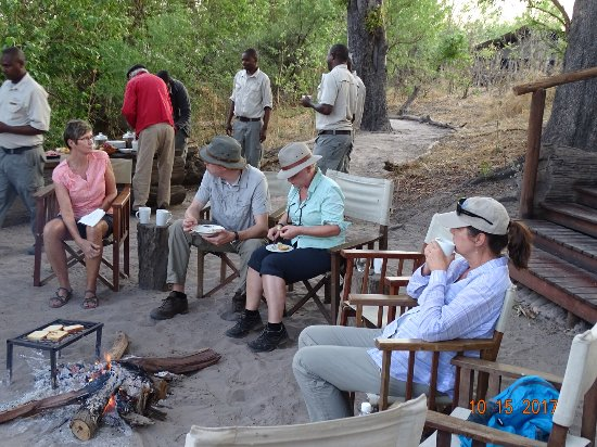 Linyanti Bush Camp - African Bush Camps صورة فوتوغرافية
