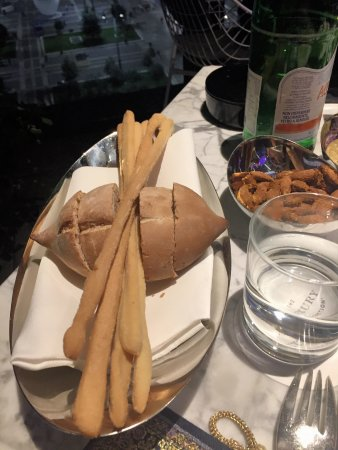 Bread Picture Of Terrazza Gallia Milan Tripadvisor