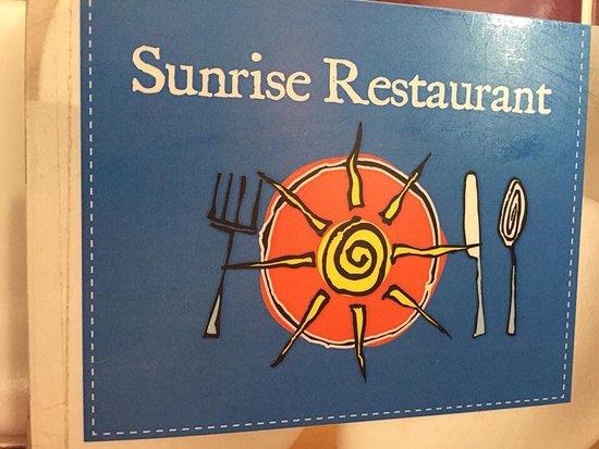 Sunrise Restaurant: photo0.jpg