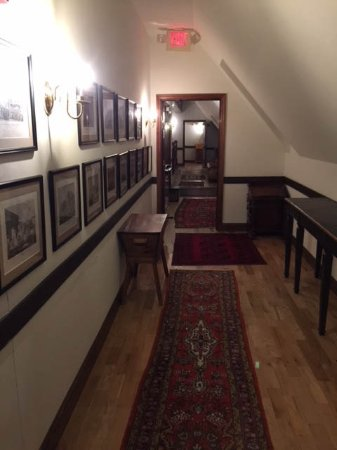 Wedmore Place : Upstairs hall