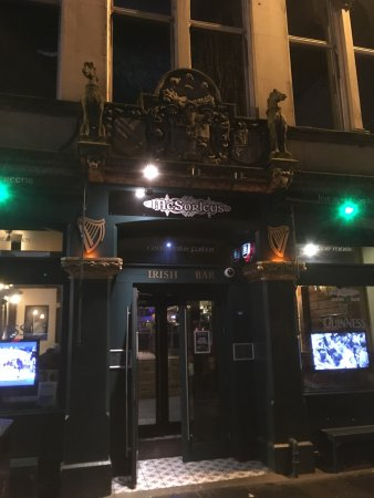McSorleys Irish Bar
