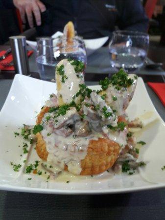 Le continental saint tienne restaurant avis photos for Restaurant la talaudiere