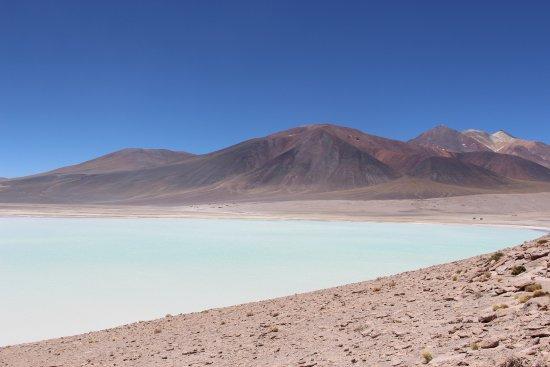 Tierra Atacama Hotel & Spa: Blue Lagoon