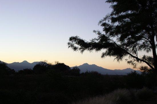 Tierra Atacama Hotel & Spa: View from room patio
