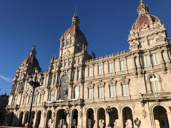 Plaza de Maria Pita : photo1.jpg