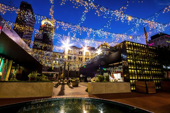 Auckland, New Zealand: Dining in Britomart