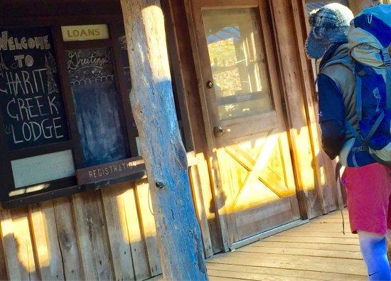Charit Creek Lodge