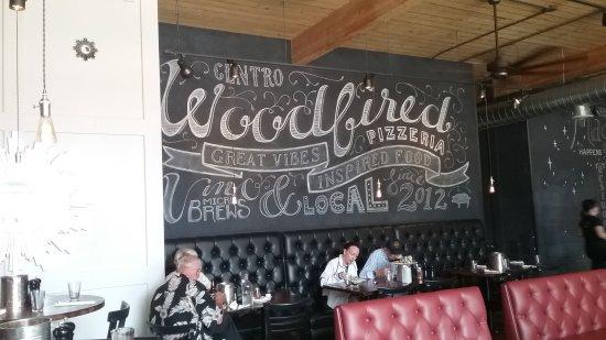 Foto de Centro Woodfired Pizzeria