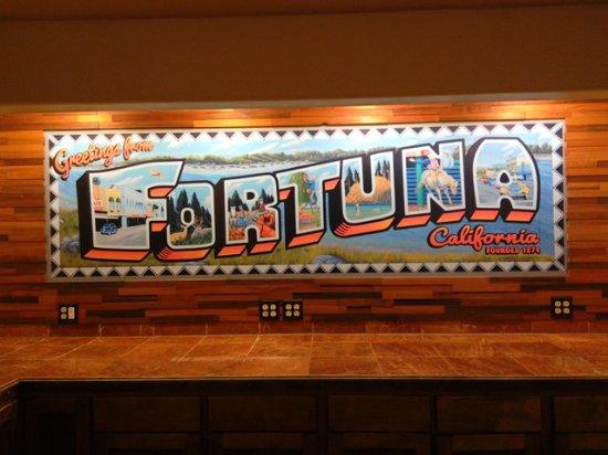 Fortuna Mural - Lobby